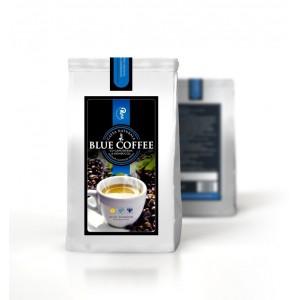 Blue Coffee - cafea naturală 100% cu Ganoderma & Kombucell, 100g