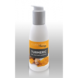 Curcuma Therapy - Turmeric gel antiinflamator, 100ml