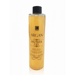ARGAN - gel de duș cu ulei de argan și extract de coada-calului, 300ml
