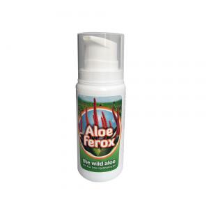 Gel cicatrizant din Aloe Ferox - 99% ingrediente organice, 100ml