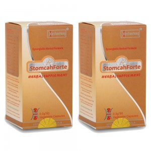 Stomach Forte - 2 x 60 cps