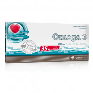 Omega 3, 60 cps.