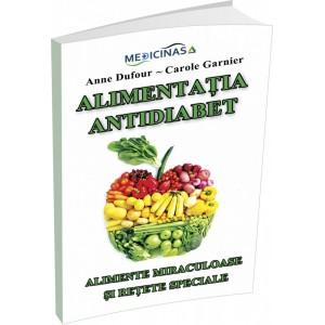 Cartea Alimentația Antidiabet