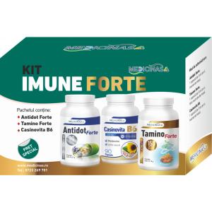 KIT IMUNE FORTE - pentru imunitate puternică