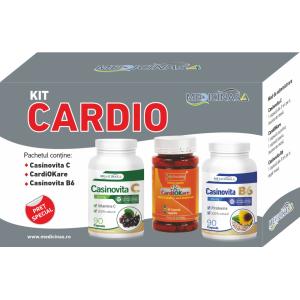 KIT CARDIO - pentru susținerea funcțiilor cardiovasculare