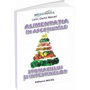 Cartea Alimentația în afecțiunile stomacului și intestinelor
