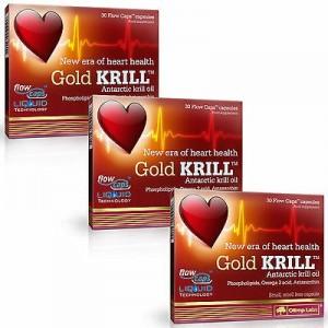 Gold KRILL - Pachet 3 luni