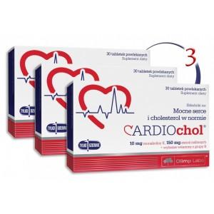 CARDIOchol - Pachet 3 luni