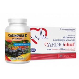 Casinovita C +  CARDIOchol