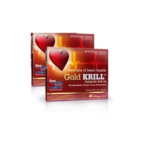 Gold KRILL - Pachet 2 luni