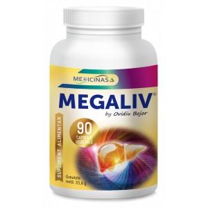 MEGALIV, 90 cps.