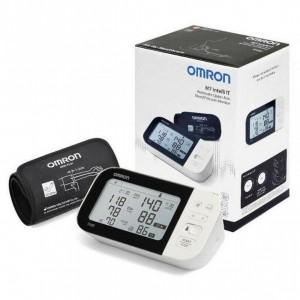 M7 Intelli IT - tensiometru digital de brat cu Bluetooth si Afib, cu adaptor