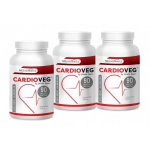 CardioVeg - Pachet 3 luni