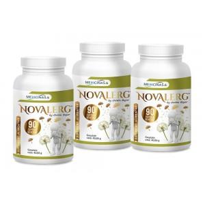 Novalerg - Pachet pentru 3 luni