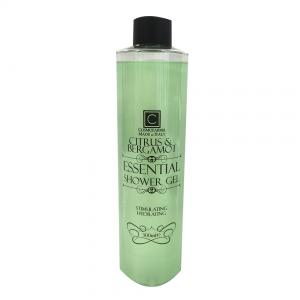 Essential - gel de duș cu bergamotă și citrice, 300ml