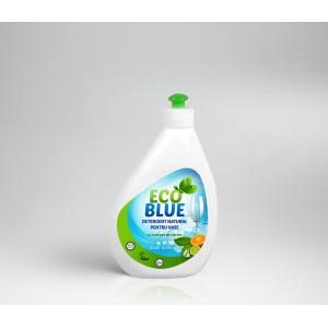 EcoBlue - detergent lichid natural pentru vase, 500ml