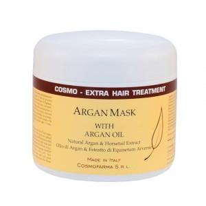 Cremă tratament pentru păr cu ulei de argan