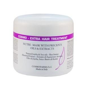 Cremă tratament pentru păr cu ulei de jojoba, 500ml